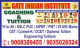 Gate Indian Institute of Tutorials, Bangalore, Engineering Tuitions