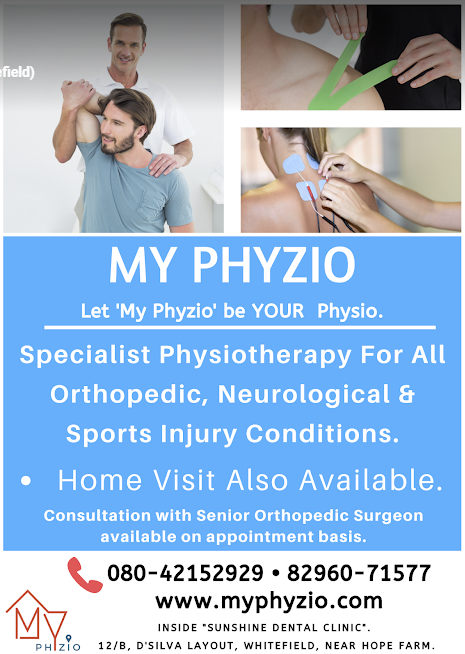 My Phyzio Clinic & Home Physiotherapist, Bengaluru, Physiotherapy